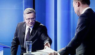 Podczas debaty Komorowski-Duda w 2015 r. sztab obecnego prezydent nie chciał, aby prowadził ją Piotr Kraśko