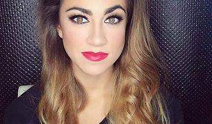 Maja Hyży na co dzień unika mocnego makijażu