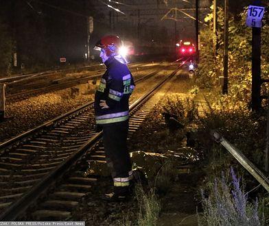 Tragiczny wypadek w Ożarowie Mazowieckim (zdjęcie ilustracyjne).