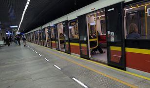 Atak rasisty w metrze warszawskim