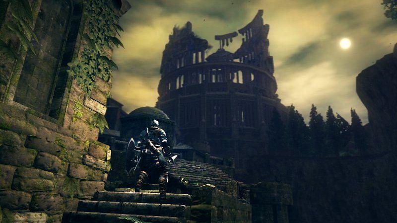 W październiku konsolowcy dostaną to, co dotychczas mieli tylko pecetowcy. W Dark Souls