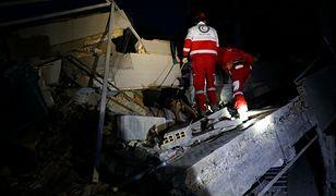 Najbardziej ucierpiała irańska prowincja Kermanszah