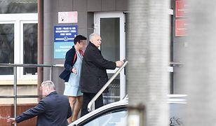 Jarosław Kaczyński przechodzi rehabilitację w warszawskim szpitalu