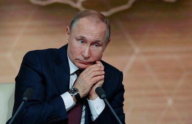 Władimir Putin (prezydent Federacji Rosyjskiej)