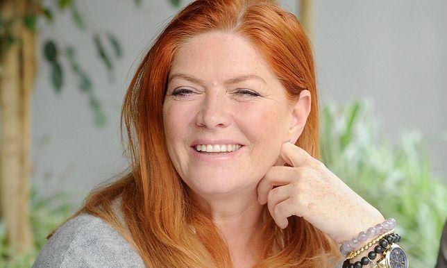 Katarzyna Dowbor zaakceptowała decyzję córki.