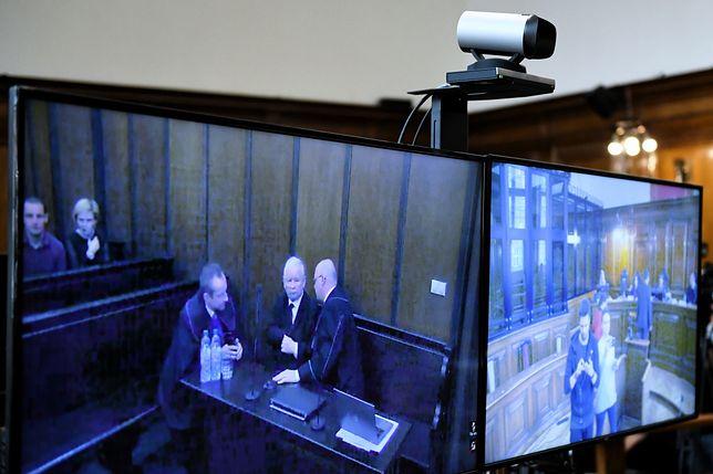 Proces ws. Jarosława Kaczyńskiego i Lecha Wałęsy został odwołany z powodu złych warunków technicznych