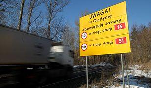 Tirem do Olsztyna nie wjedziesz. Miasto walczy o obwodnicę
