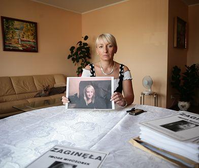 Matką zaginionej Iwony Wieczorek cały czas wierzy w odnalezienie córki
