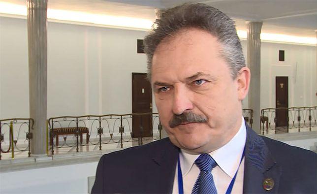 Marek Jakubiak przypomina moment wejścia Armii Czerwonej