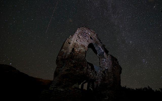 Noc spadających Perseidów