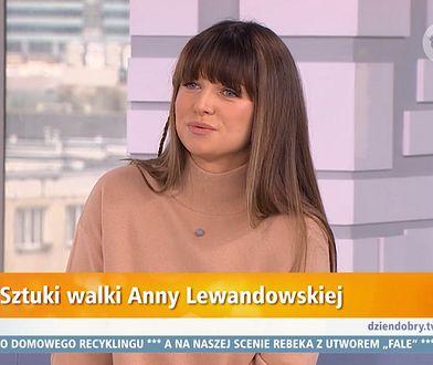 """Anna Lewandowska w ekipie """"Dzień Dobry TVN"""". Poprowadzi """"Sztuki walki"""""""