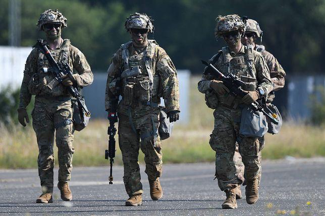 USA wstrzymują plan wycofania żołnierzy z Niemiec