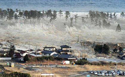 Efekt tsunami osłabł na walutach. Straty w Japonii mniejsze niż się obawiano