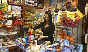 Katarzyna Jaworska wystawiła swój sklepik wraz z towarem na OLX.