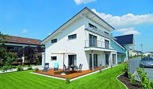 Architektura domu energooszczędnego. ZDJĘCIA domów
