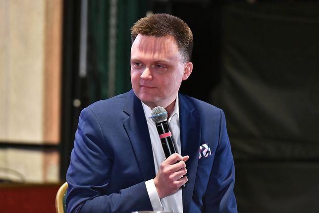 Wybory prezydenckie 2020. Szymon Hołownia żałuje swoich słów nt. Andrzeja Dudy
