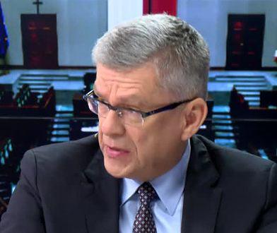 Stanisław Karczewski: odstąpiliśmy od prac nad projektem ustawy ws. aborcji