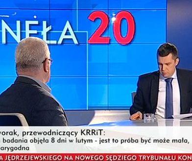 Najwięcej skarg do KRRiT wpływa po emisji programów informacyjnych i publicystycznych