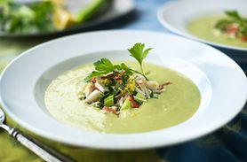Zagęszczona zupa krem ze szparagów (do kupienia gotowa do spożycia)