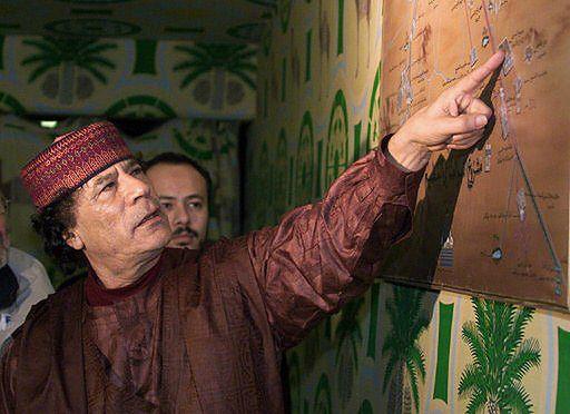 Kadafi ujawnił swój plan. Miliony znów wyjdą na ulice?