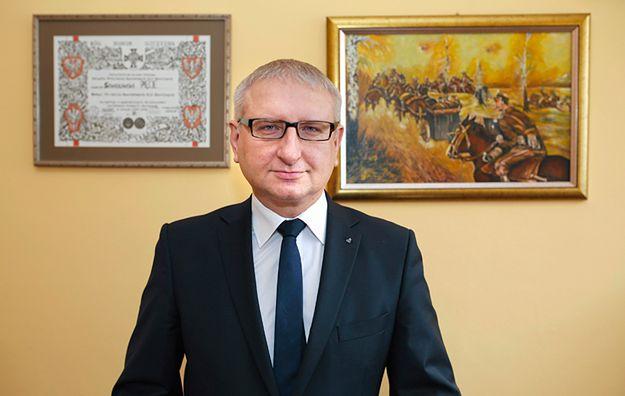 Poseł Stanisław Pięta (PiS)
