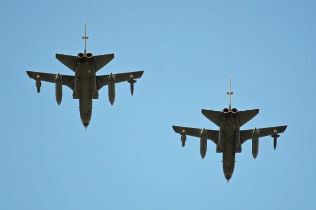 Saudyjskie myśliwce wielozadaniowe Tornado