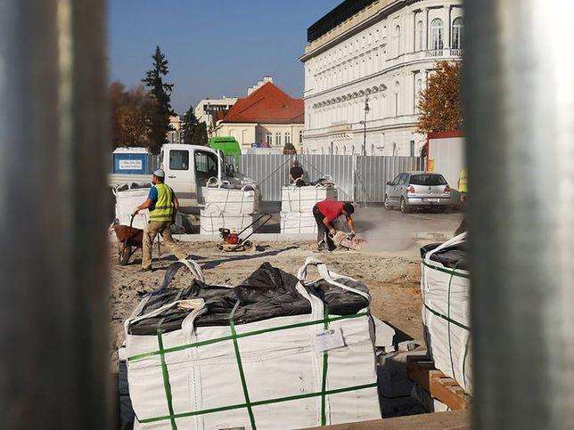Tu stanie pomnik Lecha Kaczyńskiego
