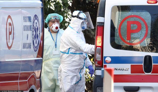 Koronawirus: Pierwsza brama odkażająca. Niedługo trafi do szpitala w Bytomiu