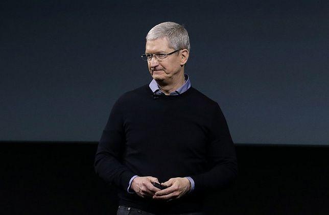 """Tim Cook przyznaje: """"zbyt często używam telefonu"""". Pewnie dlatego Apple wprowadziło nową funkcję"""