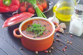 Zagęszczona zupa fasolowa z wieprzowiną (do kupienia gotowa do spożycia)