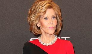 Jane Fonda zdradziła sekret swojego pięknego wyglądu