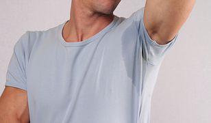 Blokery potu są jednym ze sposobów walki z nadmierną potliwością
