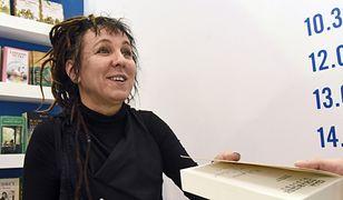 """Olga Tokarczuk komentuje Nagrodę Nobla: """"Gdy się dowiedziałam, musiałam się zatrzymać"""""""