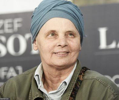 Janina Ochojska pokonała raka piersi. Agata Młynarska dziękuje jej za siłę