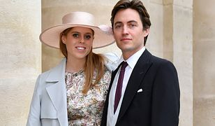 Księżna Beatrycze i Edoardo Mapelli Mozzi zostali małżeństwem