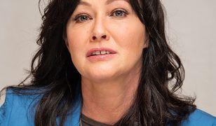 Shannen Doherty ma raka w najwyższym stadium