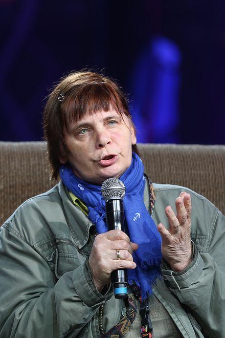 Janina Ochojska - założycielka Polskiej Akcji Humanitarnej