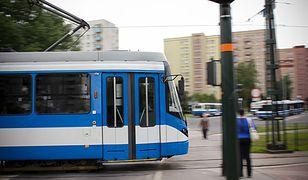 Kraków: zderzenie tramwajów. Są ranni