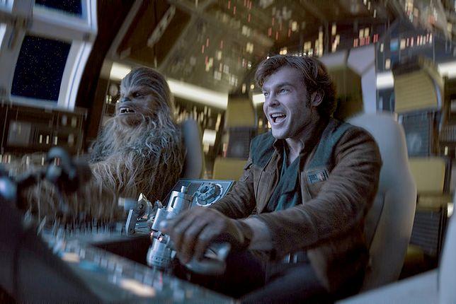 """""""Han Solo: Gwiezdne wojny - Historie"""" trafił do polskich kin 24 maja"""