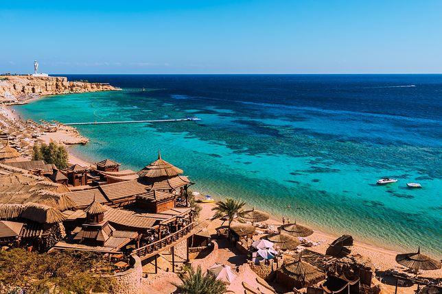 Sharm el-Sheikh gwarantuje świetne warunki do uprawiania sportów wodnych i nurkowania