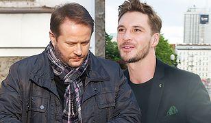 Mikołaj Roznerski początkowo będzie grać w serialu równolegle z Arturem Żmijewskim