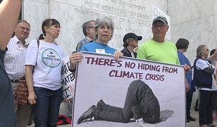 Protest republikańskich uciekinierów oburzył ekologicznych aktywistów w Oregonie