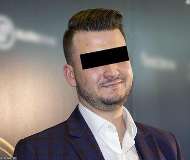 Bartłomiej M. w tarapatach. Prokuratura stawia zarzuty