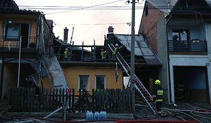 Pożar we wsi Nowa Biała. Domy płonęły jak zapałki. Straty są gigantyczne