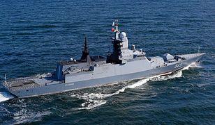 Rosyjska korweta na polskich wodach? MON komentuje