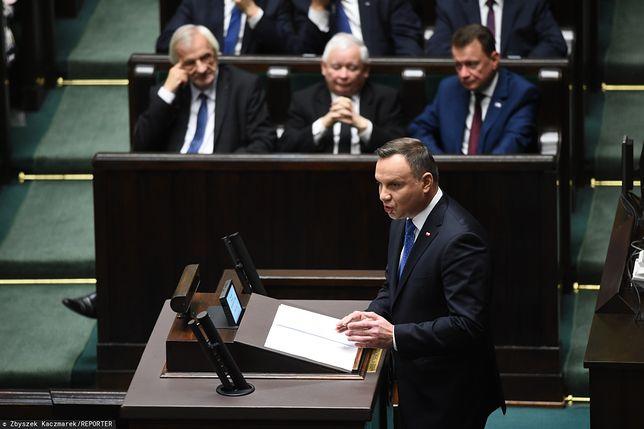 Rzecznik prezydenta: Andrzej Duda spotkał się z prezesem PiS