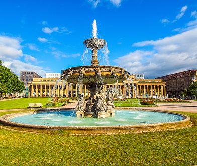 Stuttgart to piękne miasto, które jest wyjątkowo przyjazne dla przyjezdnych