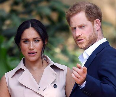 Decyzją księcia Harry'ego i Meghan Markle miała być zaskoczona sama królowa Elżbieta