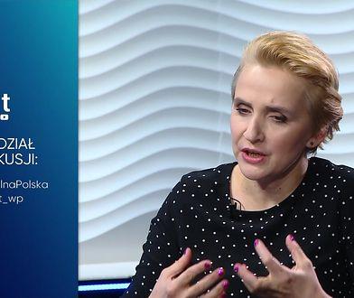 Nowe taśmy TVP o Lechu Wałęsie. Joanna Scheuring-Wielgus kreśli czarny scenariusz przed wyborami