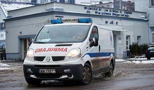 Ratownicy twierdzą, że chłopiec uratował życie swojej mamie